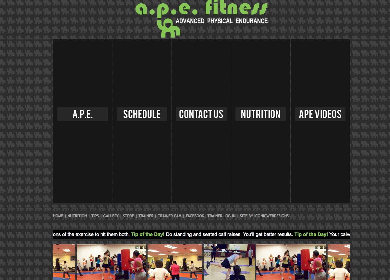Ape Fitness